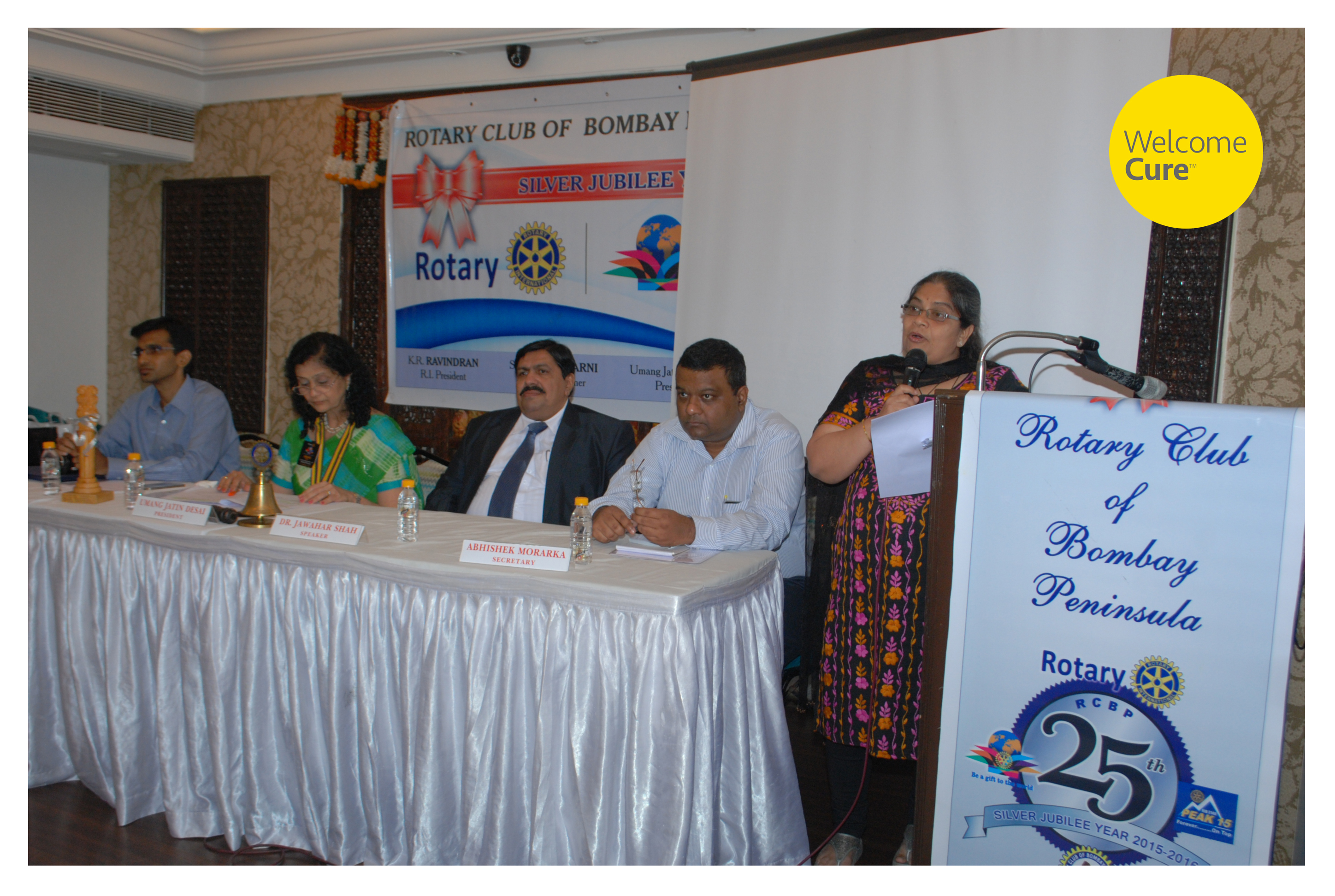 Rotary club event Image3