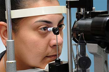 glaucoma diagnosis and tests