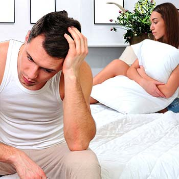 male infertility complications