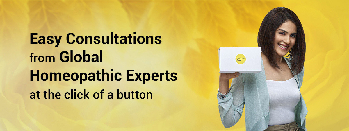 Welcome Cure™ Homeopathic Treatment & Consultation Online